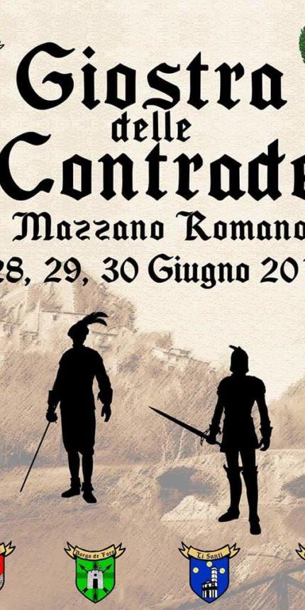 Mazzano Romano – Palio delle Contrade