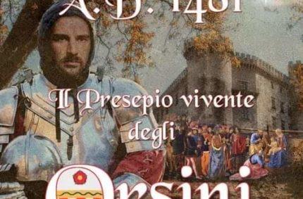 Presepe Vivente – Castello Orsini Bracciano 1481